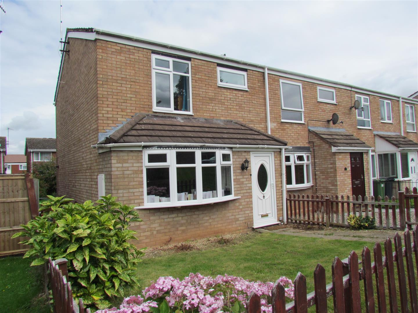 3 Bedrooms Property for sale in Cherington Close, Worcester